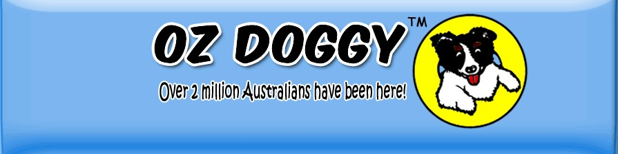 Oz Doggy for Australian Dog Owners